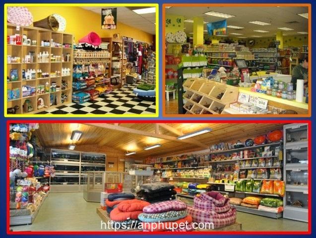 shop cho cung thuc an