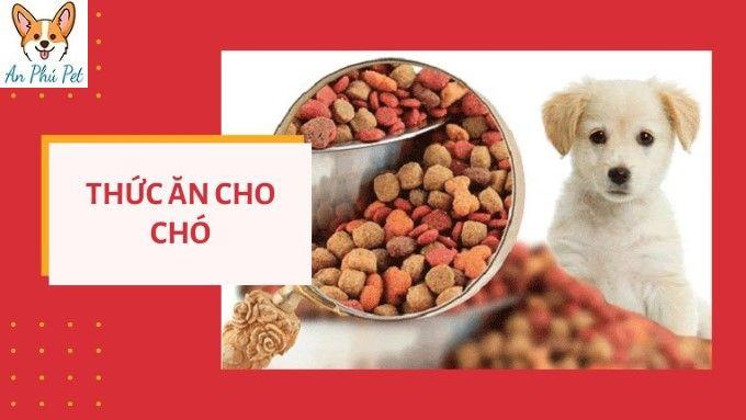 Thuc An Cho Cho Con